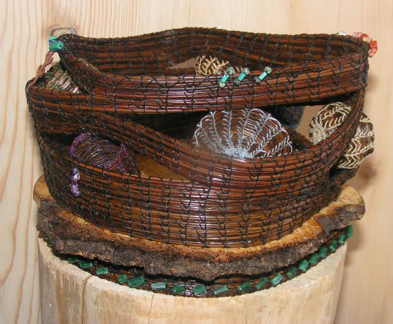 Baskets as Ports of Entry Main example