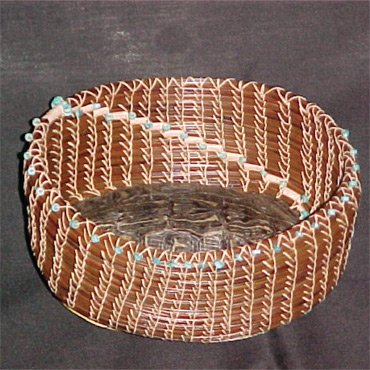 Turtle Shell Basket